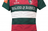 Maillot Domicile Leicester Tigers 2021 Kukri
