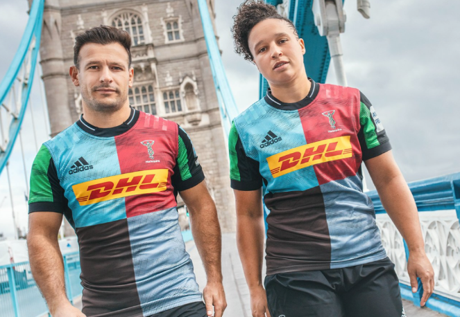 maillot Premiership Rugby 2021